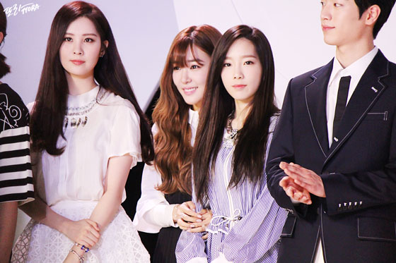 Girls Generation TTS Fashion KODE 2015 FW