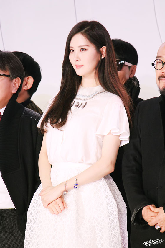 Girls Generation Seohyun Fashion KODE 2015 FW
