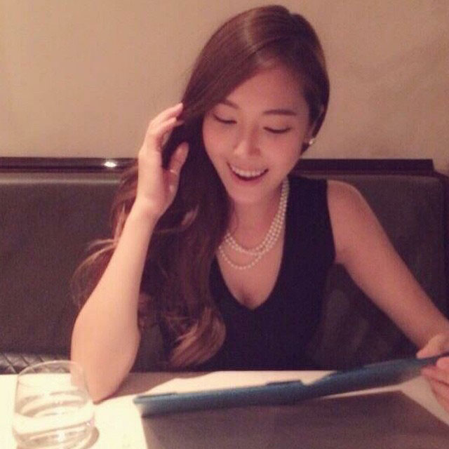 Jessica Jung Instagram account