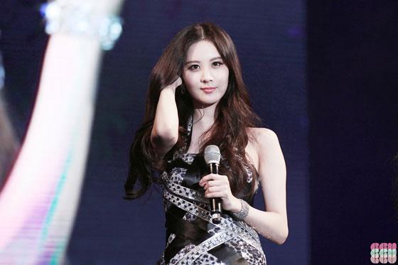 SNSD Seohyun Korea-China Concert 2015