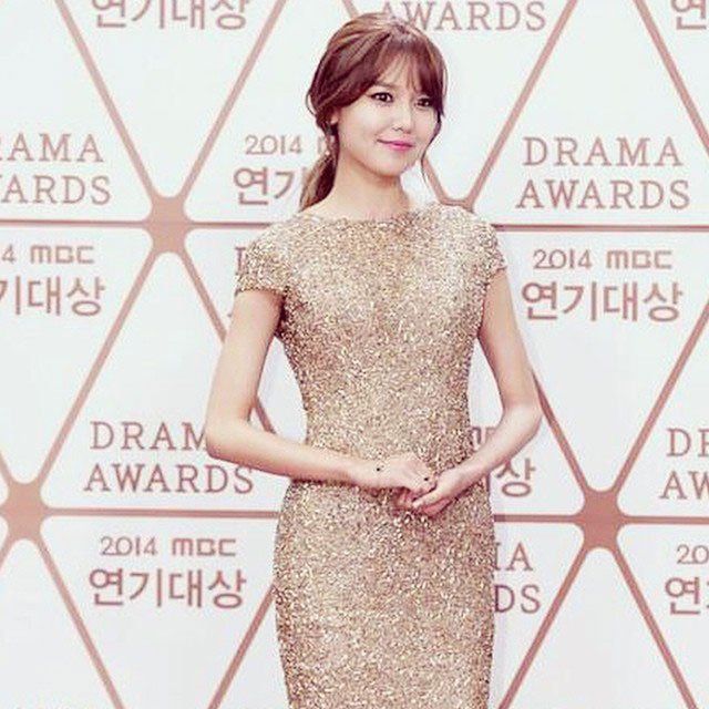 SNSD Sooyoung Instagram drama awards
