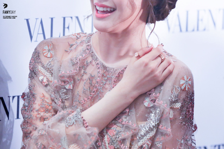 Tiffany Valentino Hong Kong