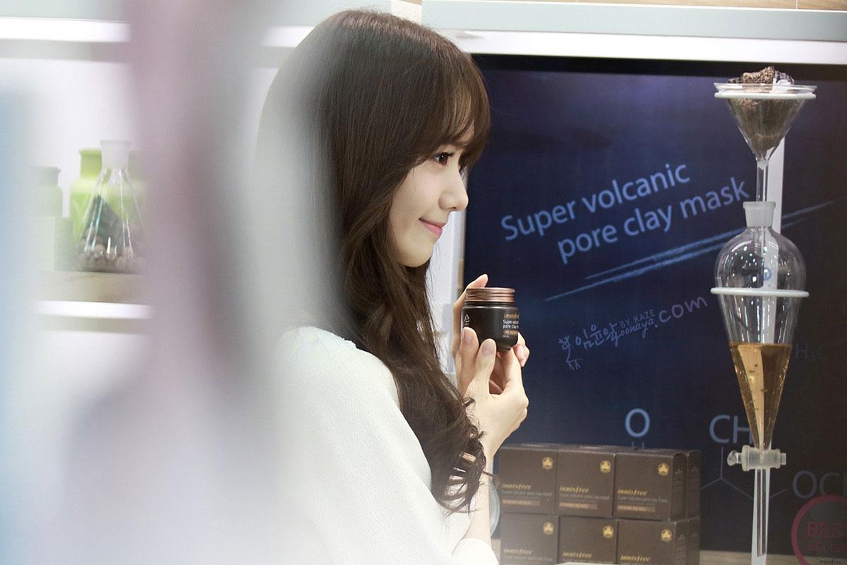 Yoona Innisfree Shanghai