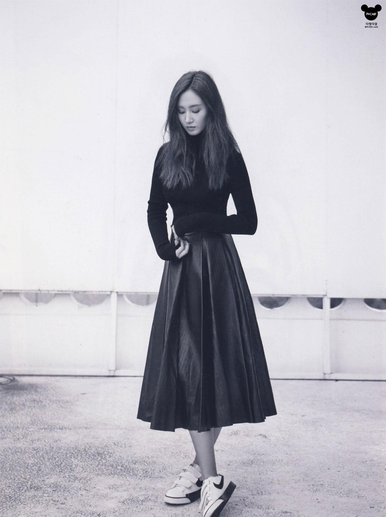 Yuri NYLON Magazine