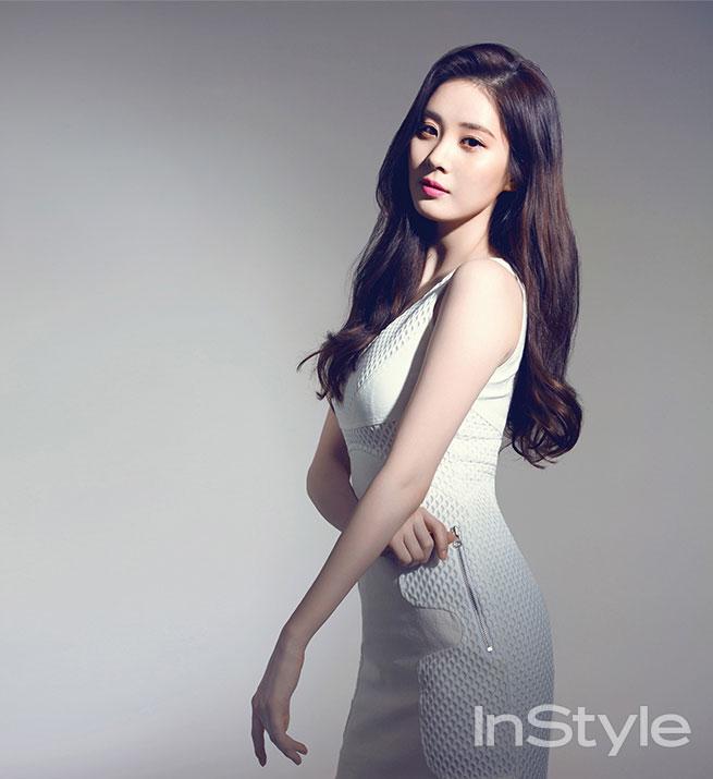 Seohyun InStyle Korea HERA lipstick