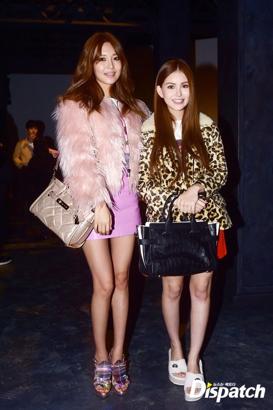 SNSD Sooyoung New York Fashion Week 2015