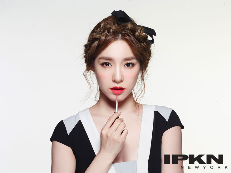 SNSD Tiffany IPKN cosmetics 2015 advertisement