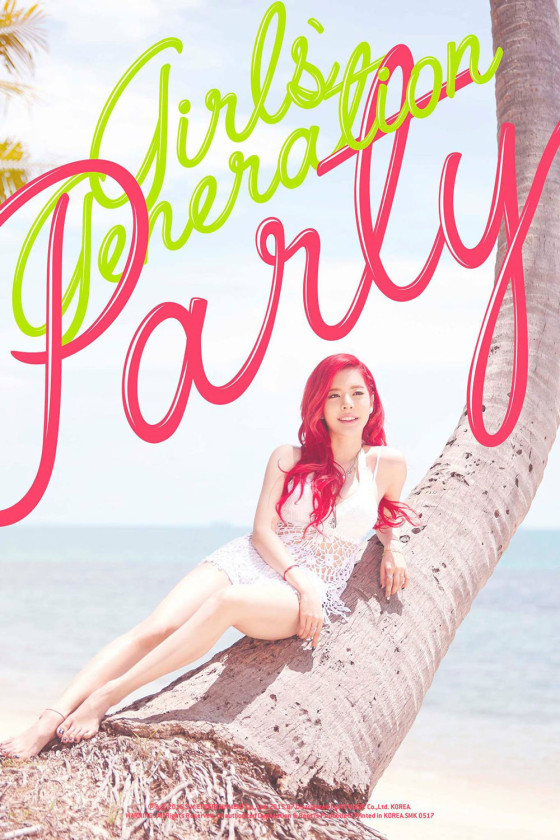 SNSD Sunny Party 2015 single album