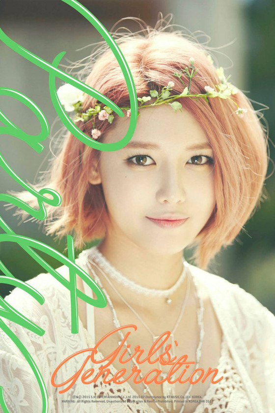 SNSD Sooyoung Party 2015 single album