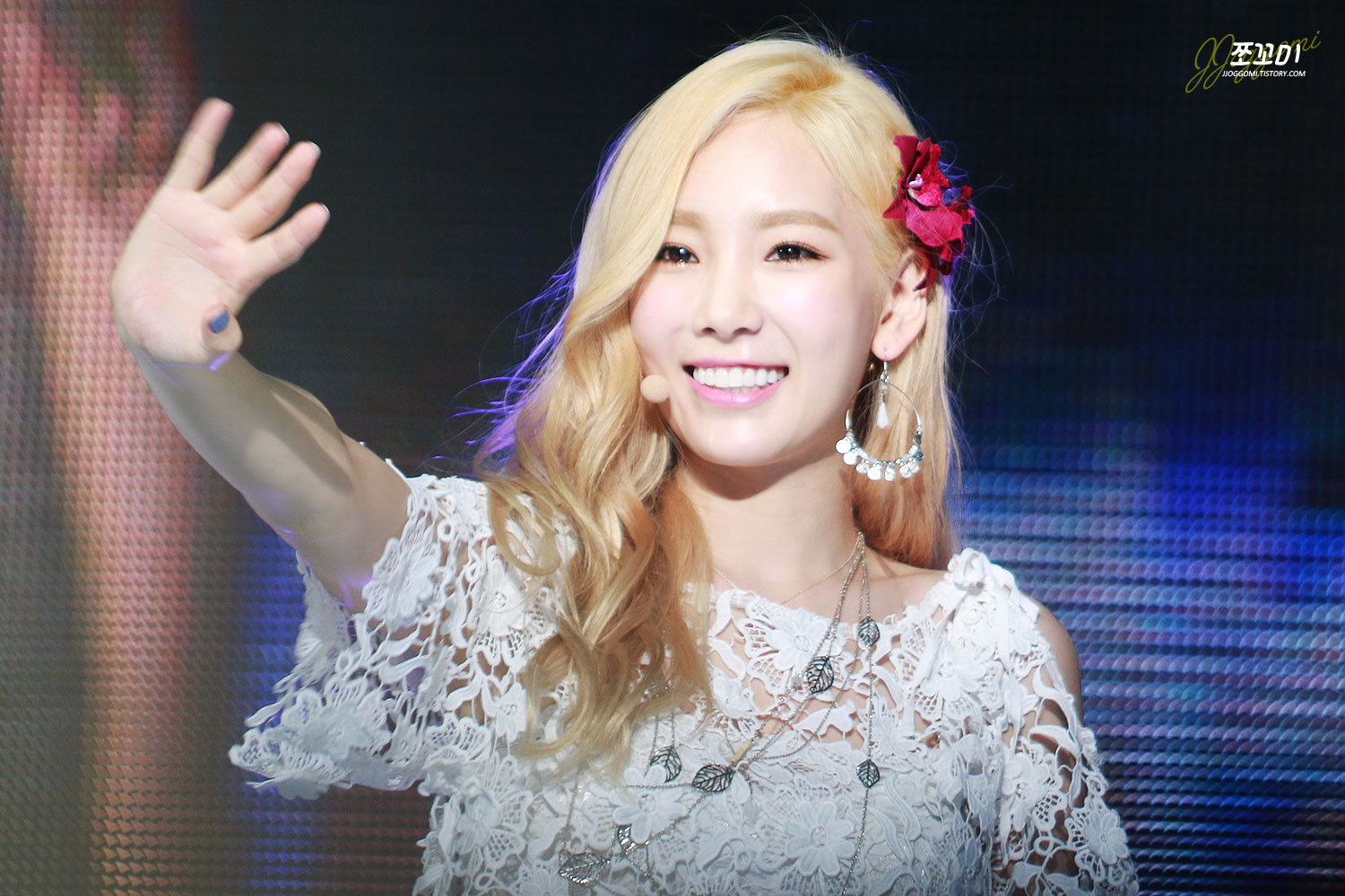 Taeyeon Party Showcase
